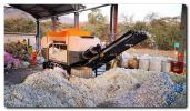 Geocycle takes delivery of first waste shredder in Ecuador